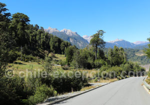 Parcours en Patagonie chilienne