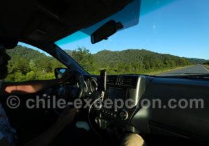 Cicruit en formule Autotour sur la Route Australe