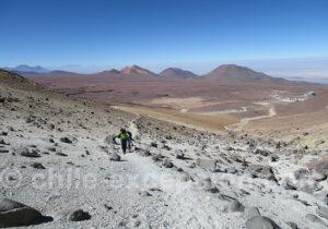 Ascension du Cerro Toco