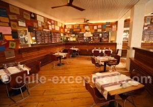 Baco Wine and Grill, Providencia