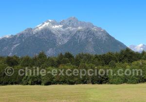 Cerro Cascada depuis la Route Australe