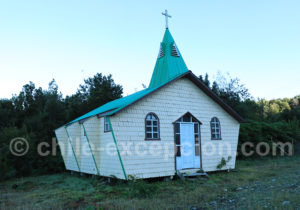 Chapelle El Varal, commune de Hualaihué