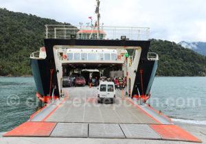 Ferry Fiordo Largo