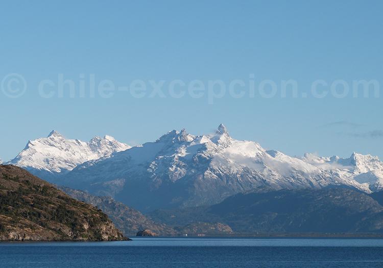 Monte San Valentin, Chile