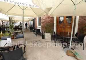 Restaurant Ciudadano, quartier Italia