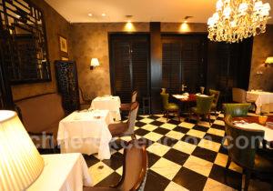 The Singular Lastarria, restaurant gourmet