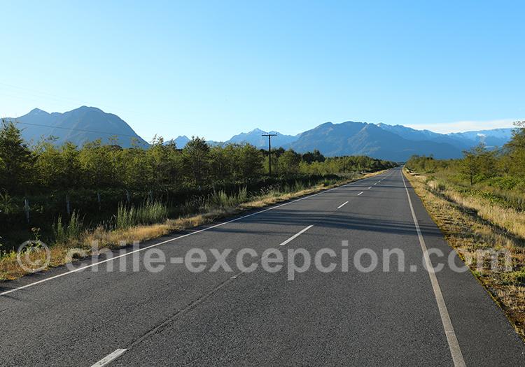 Route Australe après El Amarillo