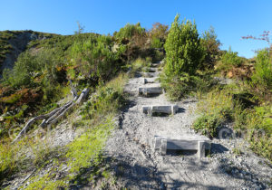 Ascension du Chaiten Patagonie