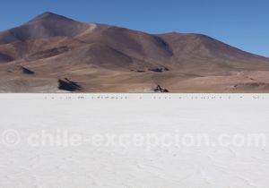 Lagune Santa Rosa, Nevado Tres Cruces