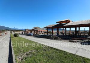 Costanera de Chaitén, Patagonie chilienne