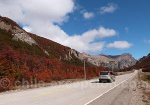 La Route Australe en automne