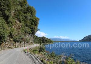 Lac Rio Blanco, parc Pumalin