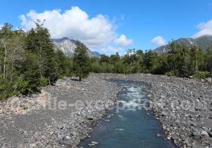 Rio Rayas, parc Pumalin
