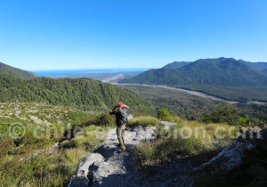 Carretera Austral volcan Chaitén