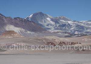 Les 6000 du parc Nevado Tres Cruces