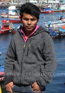 Visage d'Antogagasta, Chili