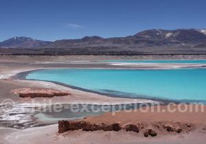 Lagune Verte, parc Nevado Tres Cruces
