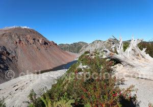 Volcan Chaitén, Chili