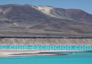 Laguna Verde, bijoux du Chili