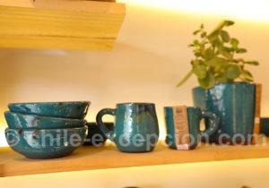 Ceramique en glaise de Pomaire