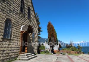 Eglise de Cochamo
