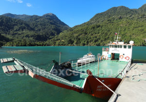 Petit bac du lac Tagua Tagua