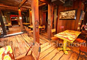 Tiramisú, Restaurant à Santiago