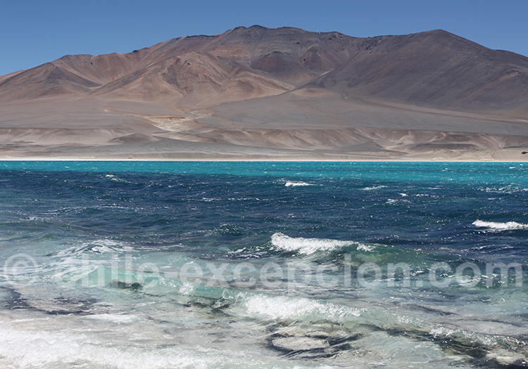 Laguna Verde, région Atacama, Chili