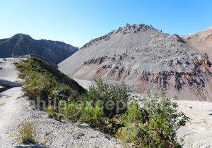 Volcan Chaiten, Patagonie chilienne