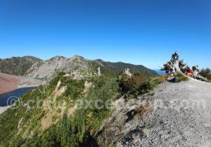 Volcan Chaitén, province de Palena