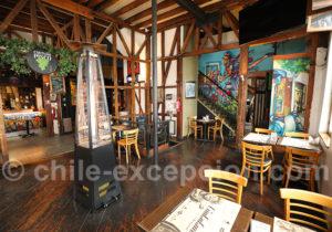 Bar Restaurant Ciudadano, Chili