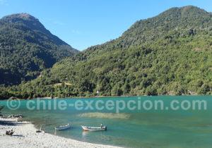 Lac Tagua Tagua, Patagonie