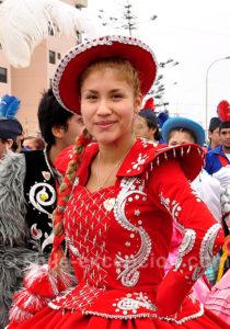 Le folklore chilien