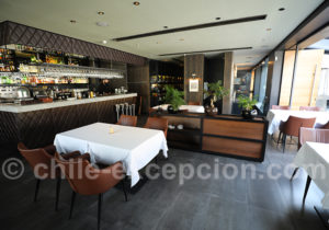 Restaurant Carnal, Santiago du Chili