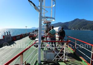 1ère traversée maritime de la Route Australe