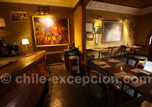 Les plus beaux restaurants du Chili