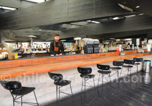 Restaurant Mestizo, le bar