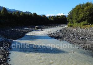 Río Amarillo, région Chaiten