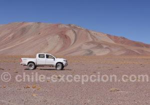 Full day dans le parc Nevado Tres Cruces