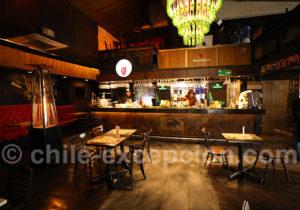 Les Tops bars de Santiago