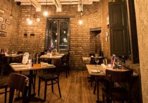Restaurant Castillo Forestal, salle du 1er étage