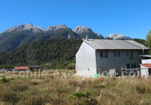 Villa Santa Lucía entre Chaitén et La Junta