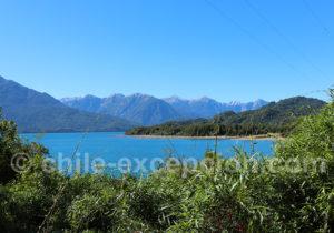 Lac Yelcho, Patagonie chilienne