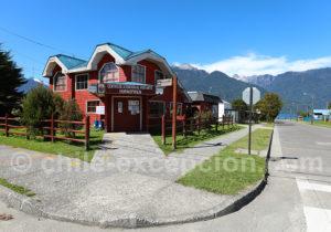 Office du tourisme à Hornopiren