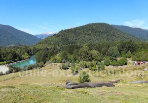 Rio Palena, région Aysen