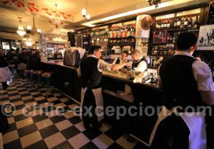 Ambiance du restaurant Liguria