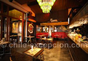 Les meilleurs bars et café de Santiago du Chili