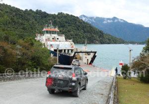 Autotour Route Australe chilienne