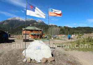Casa de la Bandera Villa Santa Lucía