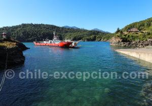 Ferry Caleta Puelche